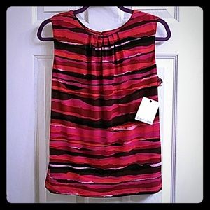 NWT CK Shell top